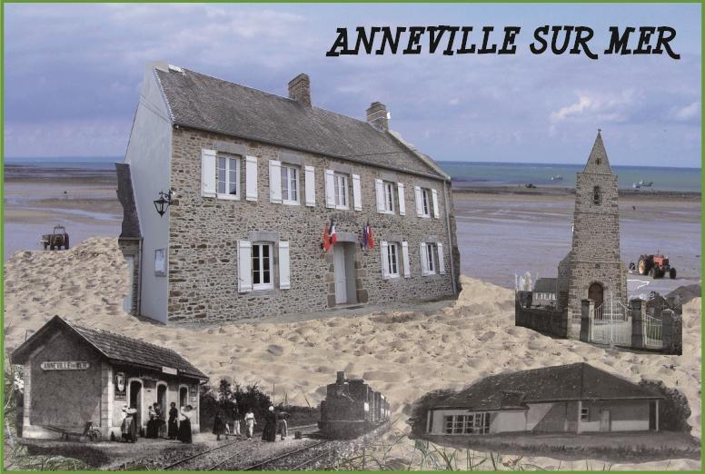 Commune d'Anneville sur Mer