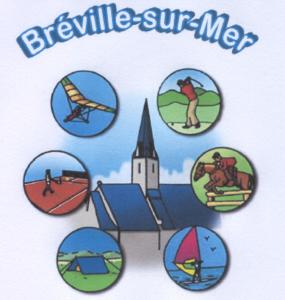 Commune BREVILLE-SUR-MER  logo