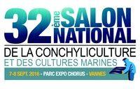 32e Salon de la conchyliculture de Vannes
