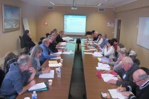 Comité syndical du 15 décembre 2016