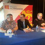 Les comités régionaux normands fusionnent.