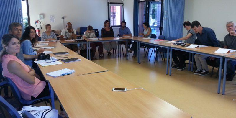 Rencontre des centres techniques au Chateau d'Oléron le 03 juillet 2017 (@SMEL)